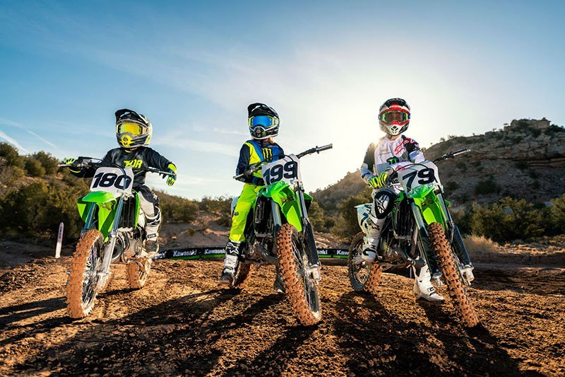 2019 Kawasaki KX 100 in Jamestown, New York