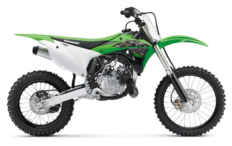2019 Kawasaki KX 100 in Freeport, Illinois - Photo 1