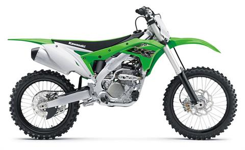 2019 Kawasaki KX 250 in Howell, Michigan
