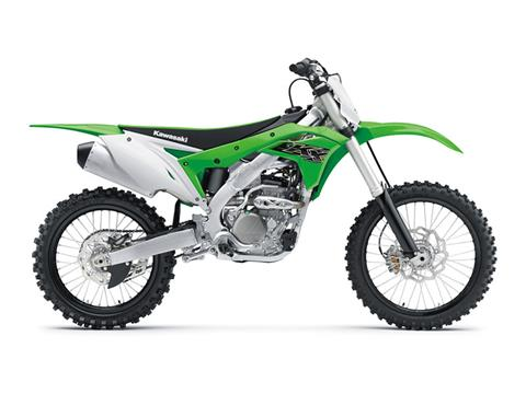 2019 Kawasaki KX 250 in Freeport, Illinois