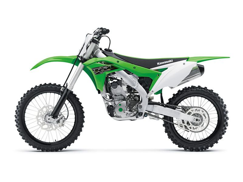 2019 Kawasaki KX 250 in Danville, West Virginia