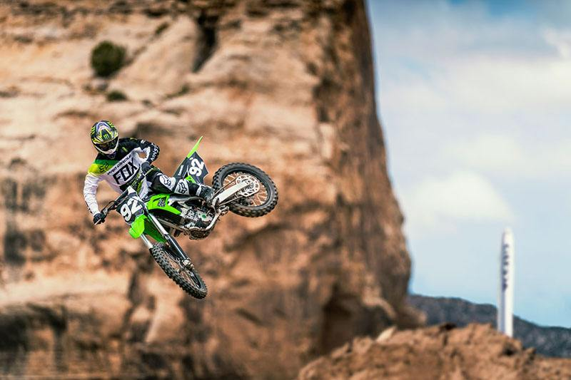 2019 Kawasaki KX 250 in Ashland, Kentucky - Photo 4