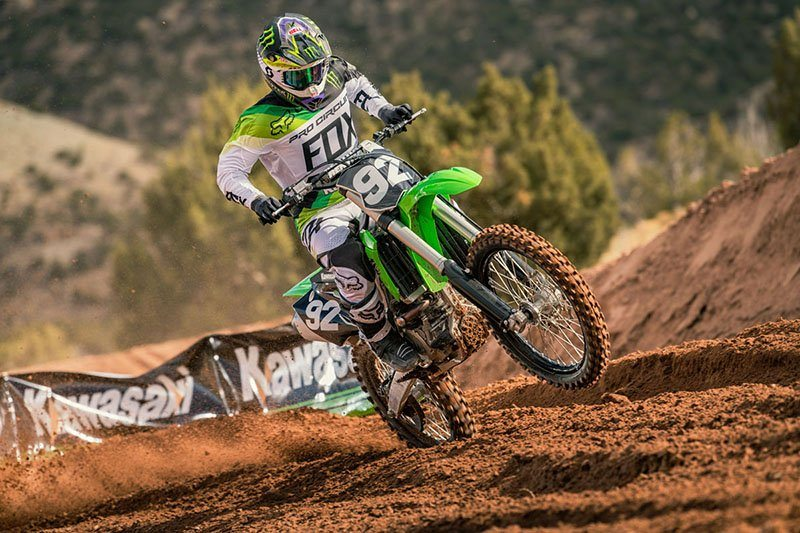 2019 Kawasaki KX 250 in Freeport, Illinois - Photo 5