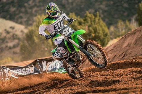 2019 Kawasaki KX 250 in Fort Pierce, Florida