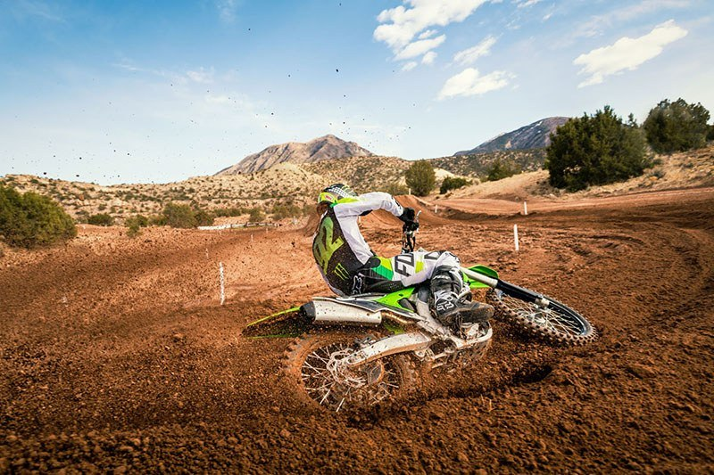 2019 Kawasaki KX 250 in Bakersfield, California