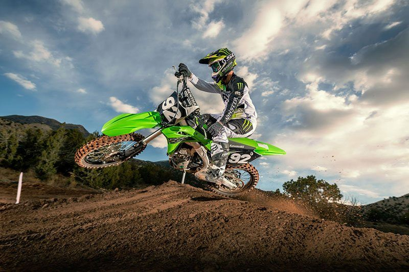 2019 Kawasaki KX 250 in Johnson City, Tennessee - Photo 8