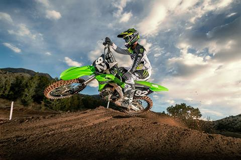 2019 Kawasaki KX 250 in Huron, Ohio