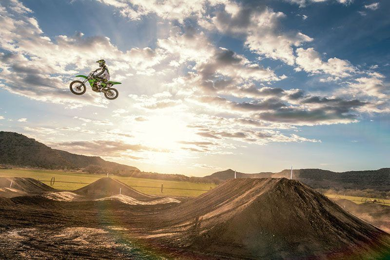 2019 Kawasaki KX 250 in Bakersfield, California - Photo 9