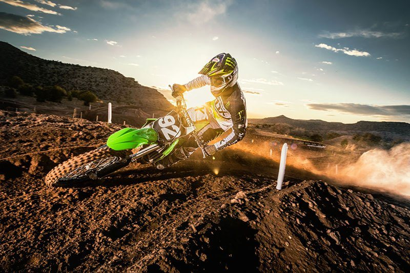 2019 Kawasaki KX 250 in Louisville, Tennessee