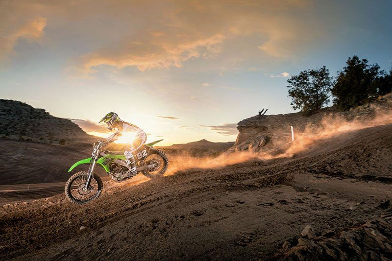 2019 Kawasaki KX 250 in Huron, Ohio - Photo 12