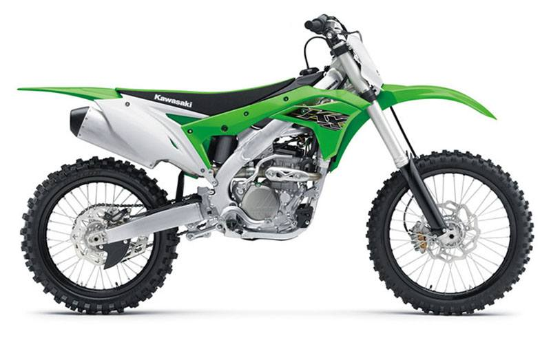 2019 Kawasaki KX 250 in Ashland, Kentucky - Photo 1