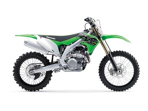 2019 Kawasaki KX 450 in Everett, Pennsylvania