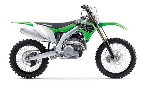 2019 Kawasaki KX 450 in Johnson City, Tennessee