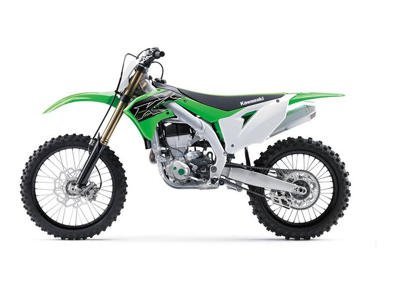 2019 Kawasaki KX 450 in Howell, Michigan - Photo 12