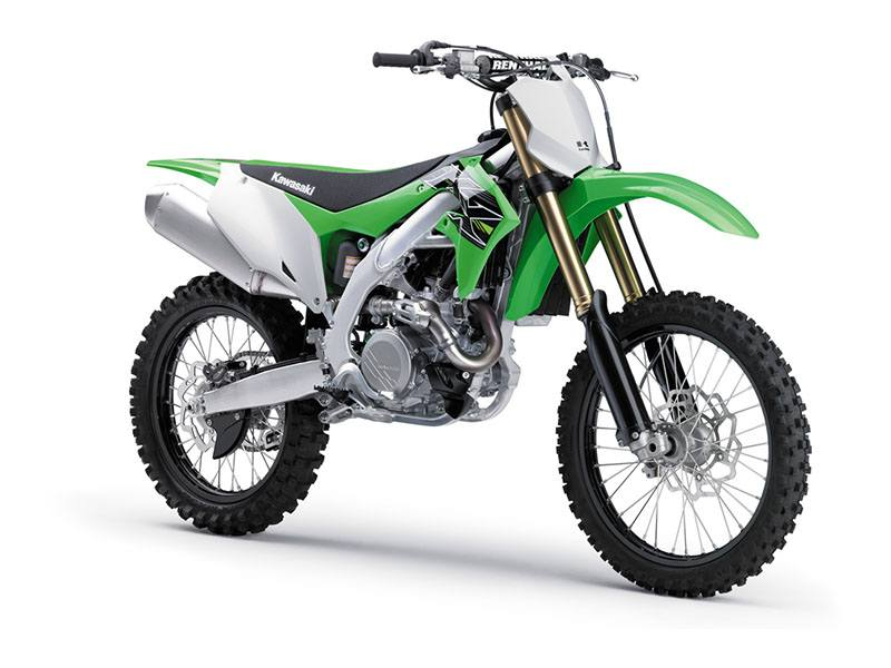 2019 Kawasaki KX 450 in Gaylord, Michigan - Photo 3
