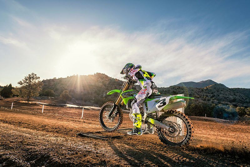 2019 Kawasaki KX 450 in Bellevue, Washington - Photo 4