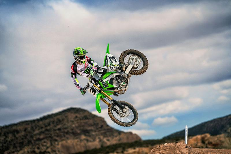 2019 Kawasaki KX 450 in Johnson City, Tennessee - Photo 5