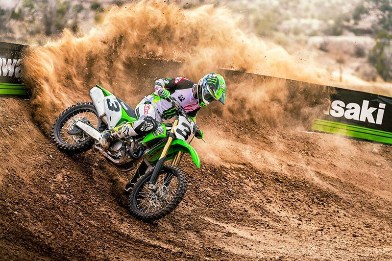 2019 Kawasaki KX 450 in Mount Vernon, Ohio