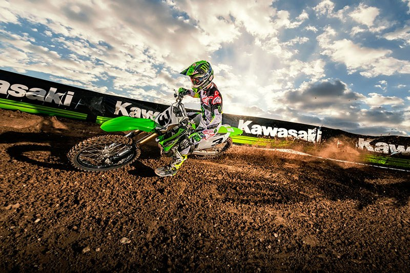 2019 Kawasaki KX 450 in Winterset, Iowa