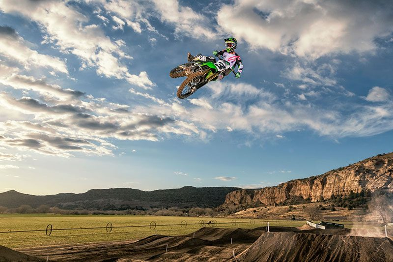 2019 Kawasaki KX 450 in Bellevue, Washington - Photo 8
