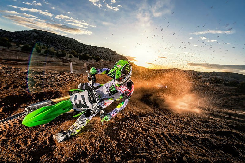 2019 Kawasaki KX 450 in Johnson City, Tennessee - Photo 9
