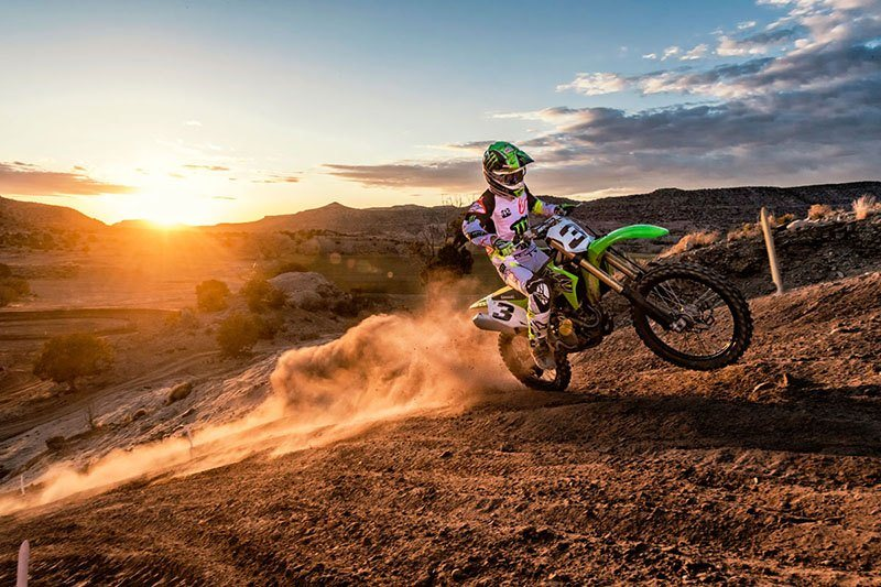2019 Kawasaki KX 450 in Gaylord, Michigan - Photo 10