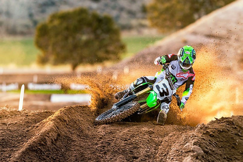 2019 Kawasaki KX 450 in Massillon, Ohio - Photo 11