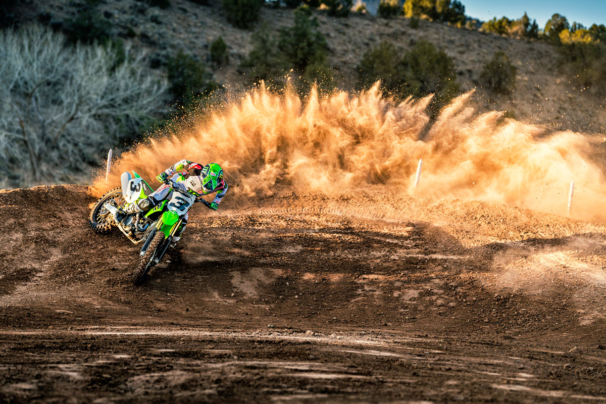 2019 Kawasaki KX 450 in Cambridge, Ohio