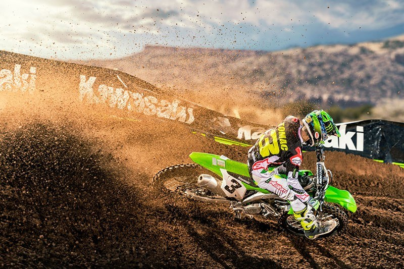 2019 Kawasaki KX 450 in Cambridge, Ohio - Photo 14