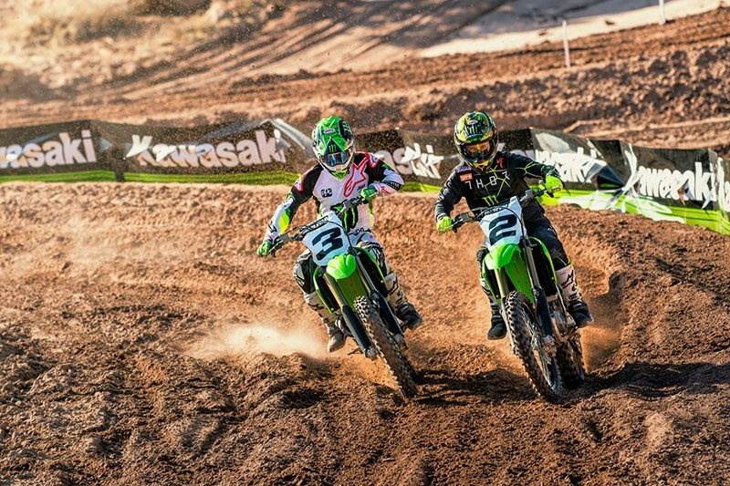 2019 Kawasaki KX 450 in Farmington, Missouri - Photo 15