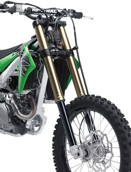 2019 Kawasaki KX 450 in Athens, Ohio - Photo 16