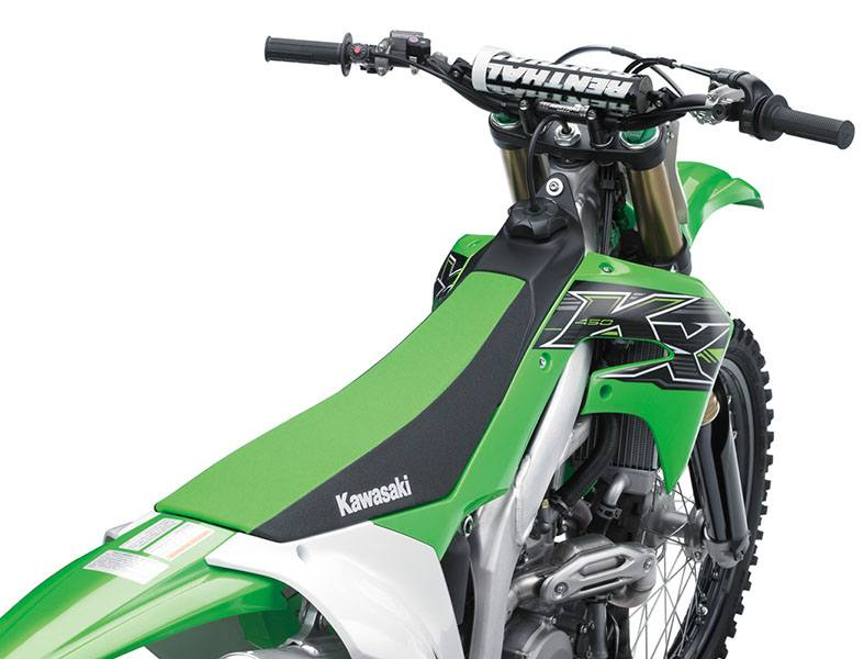 2019 Kawasaki KX 450 in Johnson City, Tennessee - Photo 17