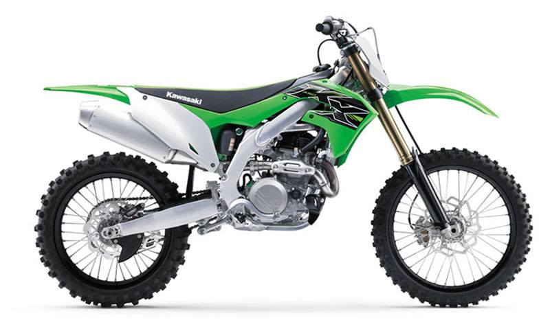 2019 Kawasaki KX 450 in Oklahoma City, Oklahoma - Photo 1