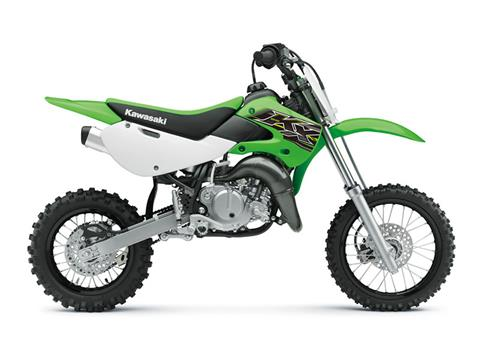 2019 Kawasaki KX 65 in Johnson City, Tennessee