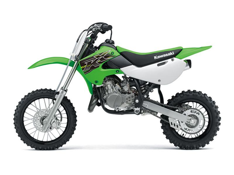 2019 Kawasaki KX 65 in Bennington, Vermont - Photo 2