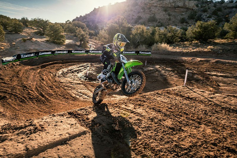 2019 Kawasaki KX 65 in Mount Pleasant, Michigan - Photo 4