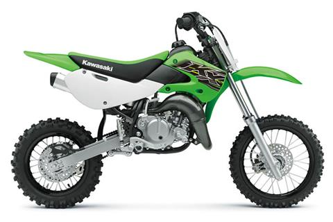 2019 Kawasaki KX 65 in Bellevue, Washington - Photo 1