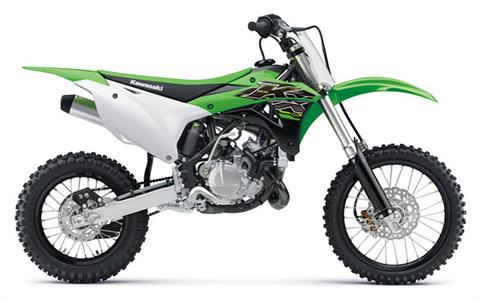 2019 Kawasaki KX 85 in Barre, Massachusetts