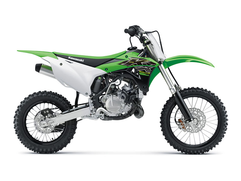 2019 Kawasaki KX 85 in Mount Pleasant, Michigan