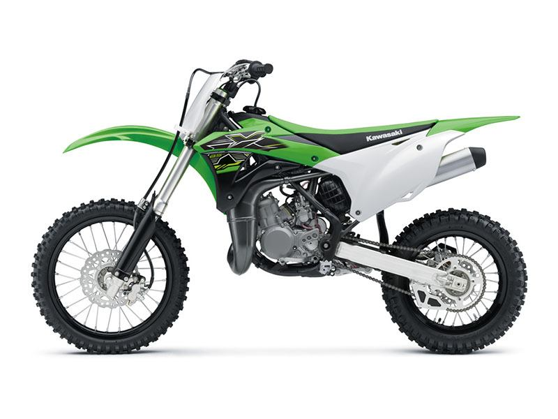 2019 Kawasaki KX 85 in Dalton, Georgia - Photo 2