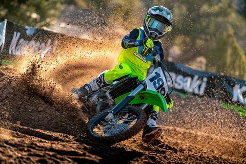 2019 Kawasaki KX 85 in Bellevue, Washington - Photo 4