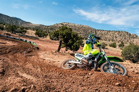 2019 Kawasaki KX 85 in Sacramento, California - Photo 11