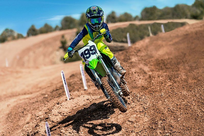 2019 Kawasaki KX 85 in Yakima, Washington