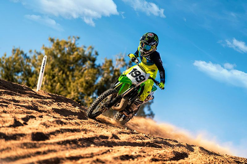 2019 Kawasaki KX 85 in Mount Pleasant, Michigan - Photo 11