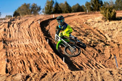 2019 Kawasaki KX 85 in Mount Pleasant, Michigan - Photo 12