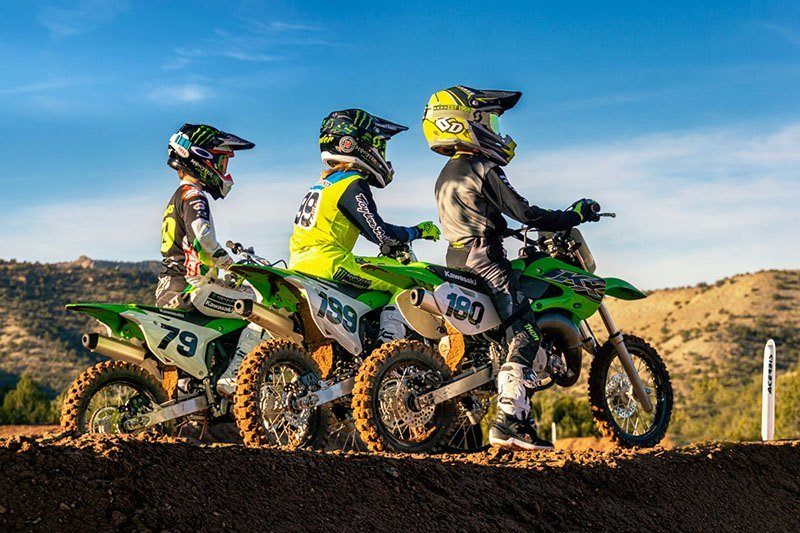 2019 Kawasaki KX 85 in Mount Pleasant, Michigan - Photo 13