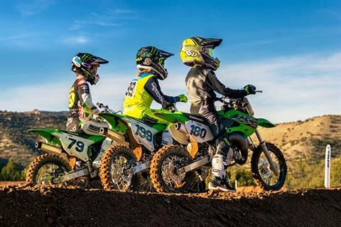 2019 Kawasaki KX 85 in Sacramento, California - Photo 16