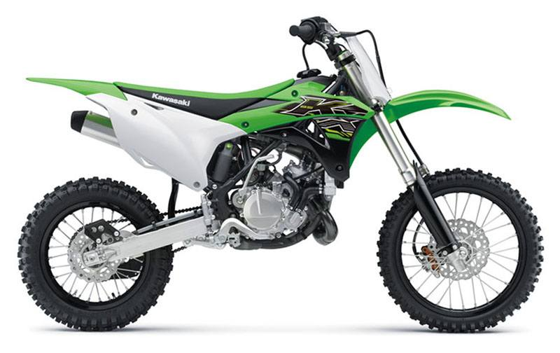 2019 Kawasaki KX 85 in Smock, Pennsylvania - Photo 1