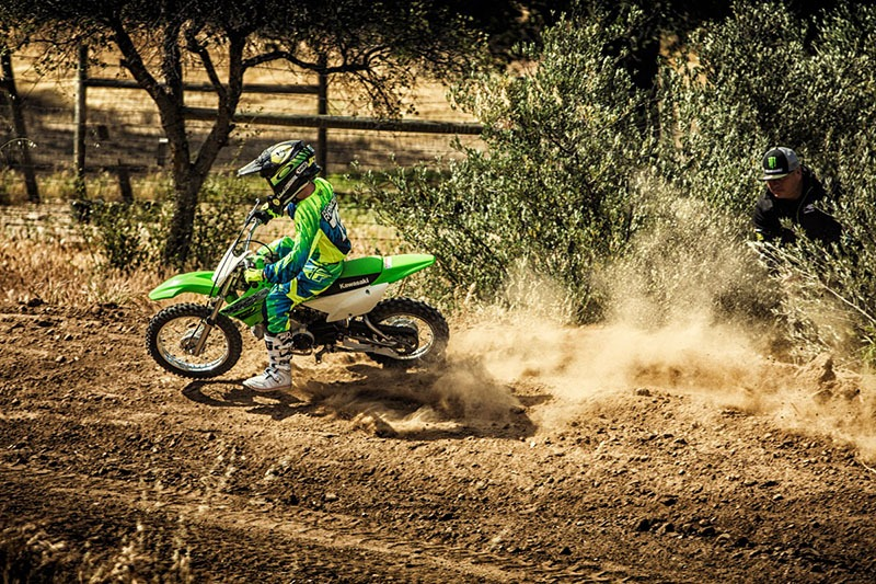 2019 Kawasaki KLX 110 in Santa Clara, California - Photo 5