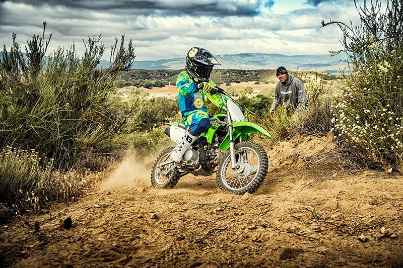 2019 Kawasaki KLX 110 in Redding, California